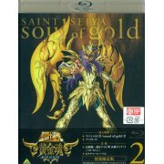 Saint Seiya - Soul Of Gold Vol.2 [Limited Edition] (Japan)