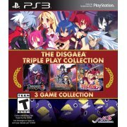 The Disgaea Triple Play Collection (US)