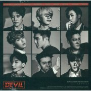 Super Junior Special Album - Devil (Korea)