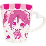 Love Live! Heart Handle Mug: Yazawa Nico (Japan)