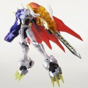 Digimon Adventure 1/18 Scale Model Kit: Digimon Reboot Omegamon Special Clear Color Ver. (Japan)