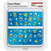 New Nintendo 3DS Cover Plates No.063 (Pokemon Character) (Japan)