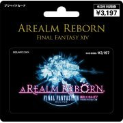 Final Fantasy XIV Online: Shinsei Eorzea 60 Days Prepaid Card (Japan)