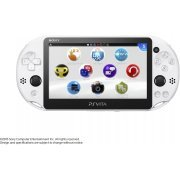 PS Vita PlayStation Vita New Slim Model - PCH-2000 (Glacier White) (Japan)