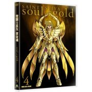 Saint Seiya - Soul of Gold Vol.4 [Limited Edition] (Japan)
