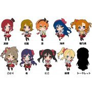 Love Live! Trading Rubber Strap (Set of 10 pieces) (Re-run) (Japan)