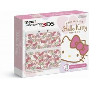 New Nintendo 3DS Cover Plates Pack (Hello Kitty) (Japan)