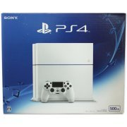 PlayStation 4 System (New Version) (Glacier White) (Asia)