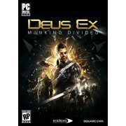 Deus Ex: Mankind Divided (Steam) steam (Region Free)