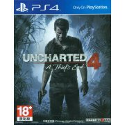 Uncharted 4: A Thief's End (Chinese & English Subs) (Asia)