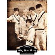 Sing Your Song [CD+DVD Limited Edition] (Japan)