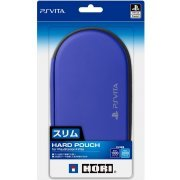 New Hard Pouch for Playstation Vita (Blue) (Japan)