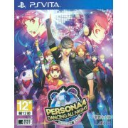 Persona 4: Dancing All Night (Chinese Sub) (Asia)