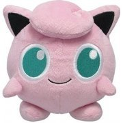 Pocket Monsters Plush: PP02 Jigglypuff (S) (Japan)