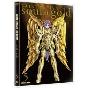Saint Seiya - Soul of Gold Vol.5 [Limited Edition] (Japan)