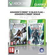 Assassin's Creed IV: Black Flag and Assassin's Creed: Rogue Double Pack (Europe)