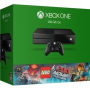 Xbox One 500GB Console System [The LEGO Movie Videogame Bundle Set] (Black) (Asia)