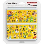 New Nintendo 3DS Cover Plates No.067 (Super Mario Maker) (Japan)