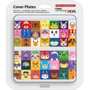 New Nintendo 3DS Cover Plates No.068 (Doubutsu no Mori) (Japan)