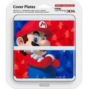 New Nintendo 3DS Cover Plates No.069 (3D Mario) (Japan)