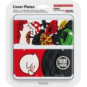 New Nintendo 3DS Cover Plates No.071 (Mario Hanafuda) (Japan)