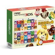 New Nintendo 3DS Cover Plates Pack (Doubutsu no Mori) (Japan)