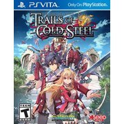 The Legend of Heroes: Trails of Cold Steel (English) (Asia)