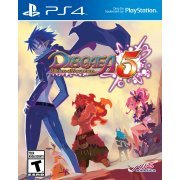 Disgaea 5: Alliance of Vengeance (English) (Asia)