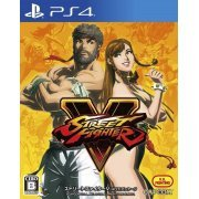 Street Fighter V [Hot! Package] (Japan)