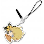 Attack on Titan Bocchi-kun Acrylic Charm: Christmas Ver. Armin (Japan)