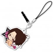 Attack on Titan Bocchi-kun Acrylic Charm: Christmas Ver. Hange (Japan)