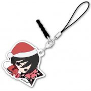 Attack on Titan Bocchi-kun Acrylic Charm: Christmas Ver. Mikasa (Japan)