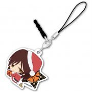 Attack on Titan Bocchi-kun Acrylic Charm: Christmas Ver. Sasha (Japan)