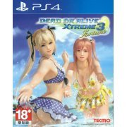 Dead or Alive Xtreme 3 Fortune (Multi-Language) (Asia)