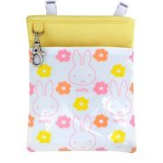 Miffy 2way Pen Pouch: Yellow (Japan)