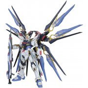 Mobile Suit Gundam Seed Destiny PG 1/60 Scale Model Kit: ZGMF-X20A Strike Freedom Gundam (Japan)