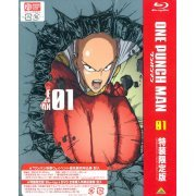 One Punch Man Vol.1 [Blu-ray+CD Limited Edition] (Japan)