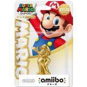 amiibo Super Mario Series Figure (Mario Gold Ver.) (Japan)