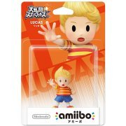 amiibo Super Smash Bros. Series Figure (Lucas) (Japan)