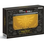 New Nintendo 3DS LL [Hyrule Edition] (Japan)