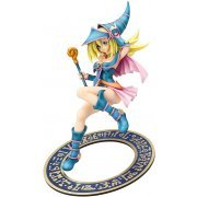 Yu-Gi-Oh! 1/7 Scale Pre-Painted PVC Figure: Dark Magician Girl (Japan)