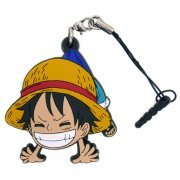 One Piece Tsumamare Strap: Luffy Childhood Ver. (Japan)