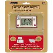 Retro Case & Watch for New 3DS LL (Japan)