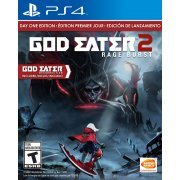 God Eater 2: Rage Burst (US)