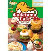 Gudetama Cafe (Set of 8 pieces) (Japan)