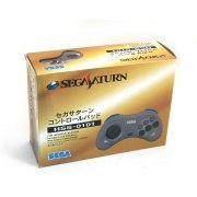 Saturn Joypad - grey preowned (Japan)
