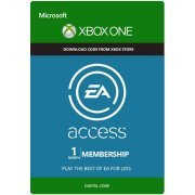 EA Access Pass 1 Month Subscription Code for Xbox One (Region Free)
