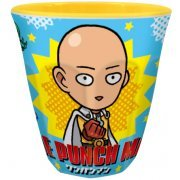 One-Punch Man Melamine Cup: SD (Japan)