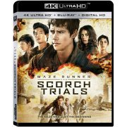 The Maze Runner: The Scorch Trials [4K UHD Blu-ray] (US)