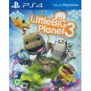 LittleBigPlanet 3 (Greatest Hits) (Chinese Sub) (Asia)